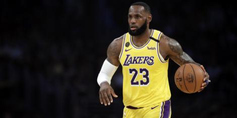 Lebron James Lakers vs Jazz Pick