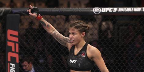Mayra Bueno Silva UFC Vegas 20 Picks