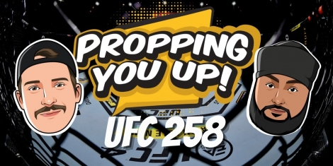 UFC 258 Odds Popping You Up