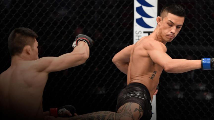 Martin Day UFC Odds