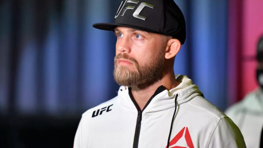UFC Vegas 18: Justin Jaynes Odds