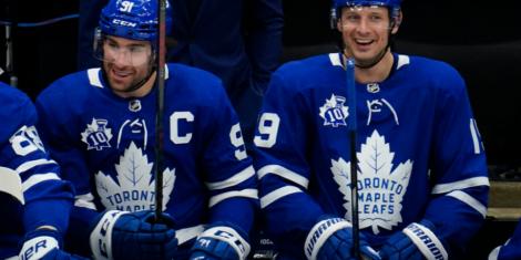 Leafs vs Canucks pick