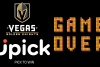 Vegas Golden Knights Upick Partnership Over