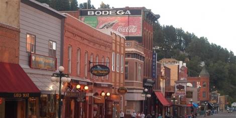 Deadwood South Dakota Sports Betting