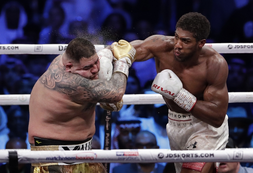 Joshua vs Fury Odds