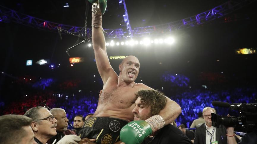 Tyson Fury vs Anthony Joshua Odds