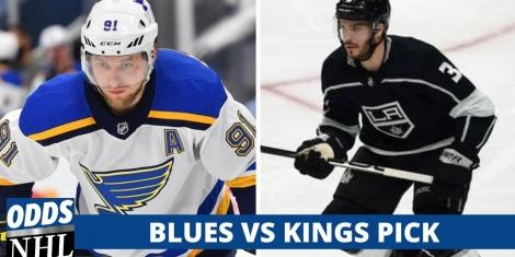 Blues vs Kings Pick