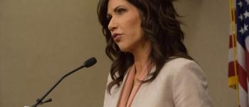 Governor Kristi Noem South Dakota Sports Betting Bill