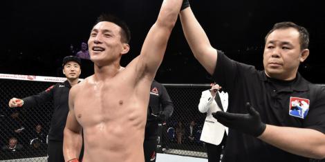 Kenan Song UFC Vegas 22 Odds