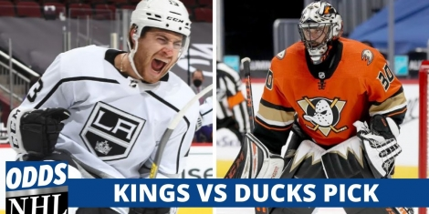 Kings vs Ducks Pick