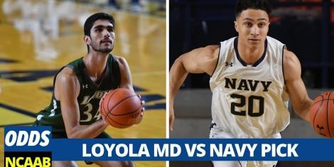 Loyola vs Navy pick