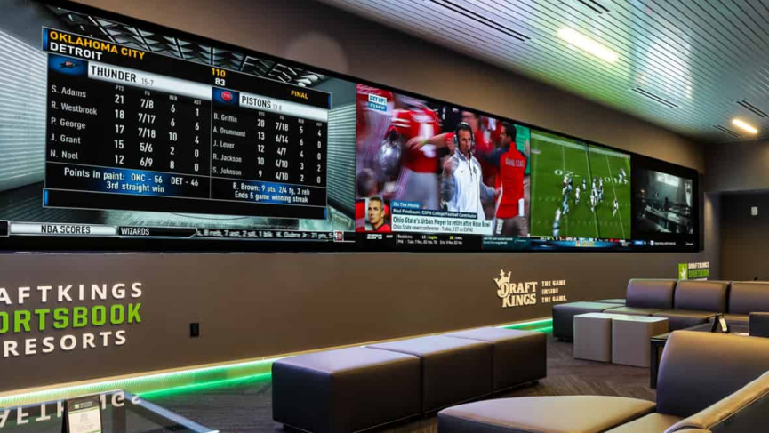 New Hampshire Sports Betting handle dropped in February 2021