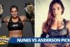 Nunes vs Anderson Pick