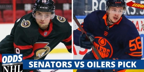 Oilers vs Senators Pick