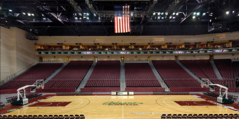 Orleans Arena College Basketball Odds