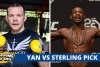 Petr Yan vs Aljamain Sterling ODds