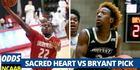 Sacred Heart vs Bryant Pick