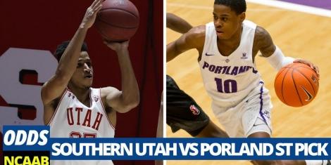 Southern Utah vs Portland State PIck