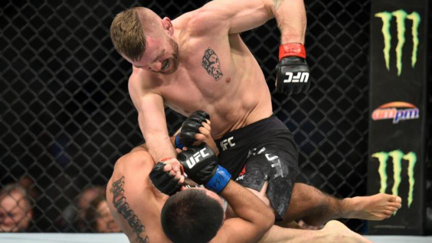 Tim Elliott UFC 259 Odds