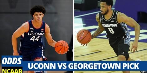UConn Vs Georgetown Pick