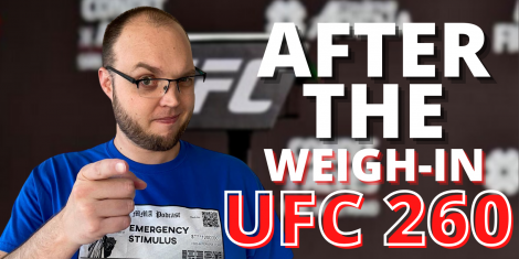 UFC 260 Odds and Picks
