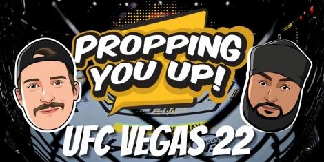 UFC Vegas 22 Odds Props