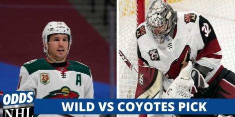 Wild vs Coyotes Pick