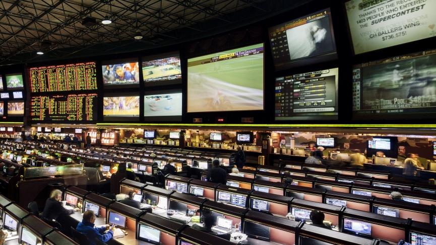 Nevada Sports Betting Revenue February 2021