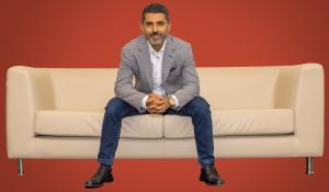 Shay Segev, CEO of Entain
